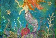 Mermaid / by Mel Foster