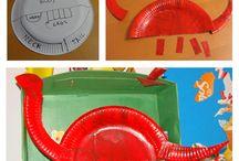party: nature/dinosaur birthday / by Little Manda