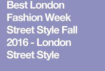 London fashıon week
