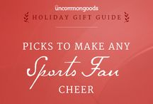 Gifts He'll Love / We're rolling out with our annual uncommon gift guides! Next up, gifts for the special men in your life! We're pinning all of the unique and innovative finds that your guy will treasure. Follow our holiday blog posts here: http://unc.gd/1EWqp5i / by UncommonGoods