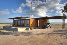 Desert Home Ideas / Home ideas for when we build in Sentinel.  / by Stephanie Masters-Wood