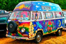 hippies / by Denise Hosler