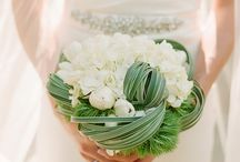 Flowers Galore / From flower walls, to centerpieces, bouquets, and more, we love showing just how beautiful flowers can we at weddings, receptions, and other events.