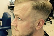 Barber shop coupe homme