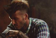 Men's hair / by Katarina Cravens