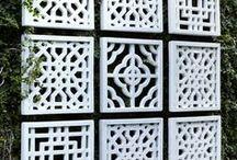 gemetric fence