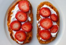 Süßkartoffel Toast