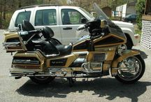 Goldwing / by Rick Porter