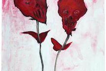 Art / Paintings, Drawings, Tattoo art / by Jamie Moon