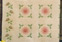 Quilting - Rose of Sharon