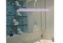 Banheiro / Decoração Banheiro e Lavabo