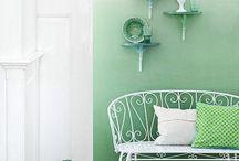 wandfarbegrün