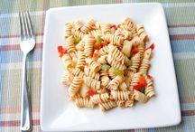 Salads / by Rochelle Crabb Pentico