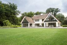 Country Modern Home Design Ideas