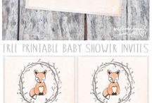 baby shower inv