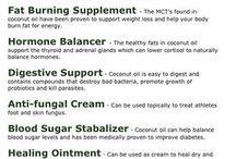 coconut oil n manfaat