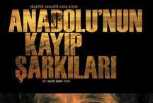 Anadolu'nun Kayıp Şarkıları (Lost Songs of Anatolia) / Nezih Ünen ve ekibinin 8 yıllık çabaları ile ortaya çıkan muhteşem müzikal belgesel Anadolu'nun Kayıp Şarkıları. Anadolu'da inanılmaz bir yolculuk. http://filmpot.com/tr/film/anadolunun-kayip-sarkilari
