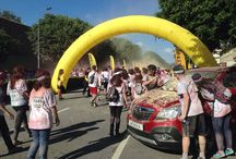 The Color Run - Braga 2014 / by Opel Portugal