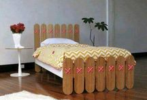 Popsicle bed