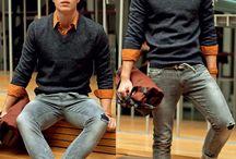 좋아하는 남자 패션 / mens_fashion