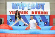 Asuman Krause Wipe Out Açılışını Marmara Forum'da Yaptı