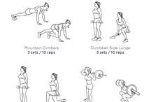 Workouts / by Lindsey Todd