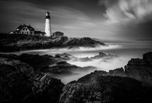 Lighthouses / by CM Reith