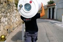Travaux de plomberie / travaux de plomberie