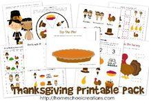 Thanksgiving / by Tonya Caron