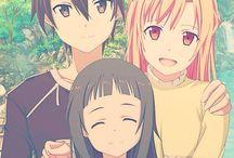 Famille kirigaya