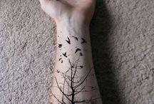 Tatuajes de naturaleza
