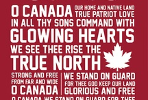 Oh Canada! / Food, crafts, sports-all things Canadian