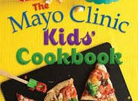 Cooking with Kids / Cookbooks for families and kids of all ages who inspire to be the next top chef!