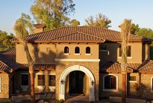Old World Roofs / The Old World appearance of the tile is of great appeal to anyone looking for a Mission or European architectural look. Boral Roofing offers roofs with old world appeal that are built for the modern home.