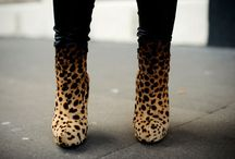Leopard Print / My obsession / by Penny Wright Lines