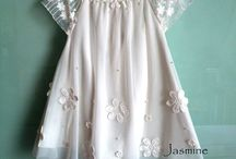 Baby christening wear / Beautiful christening dresses