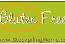 Gluten Free  / by DeAnn Hubbard