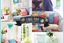Decorating Ideas / by Stephanie Collette