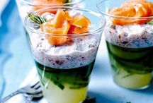 Yummy Recipes / Fab Ideas for party food