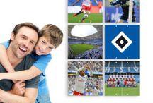 www.hsv-fotowand.de / Die offizielle Fotowand der HSV Stars powered by neomell.de