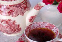 thee en koffie kopjes