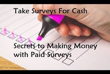 Making Money with Paid Surveys