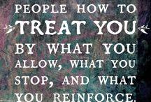 Keep in mind when going thru life