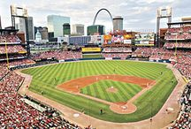 I ♥ StL / home of 11-time-World-Champions Cardinals baseball / by Sydney Becker