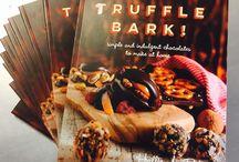 Turtle, Truffle, Bark! / Hallie's first chocolate recipe book!  Publish date 4/6/2015.