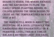 new moon gatherings