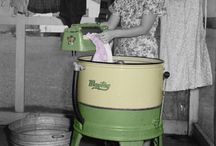 Vintage Laundry Day / by Bruce Bowman