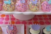 shower cake idea