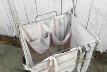 Flea market carts
