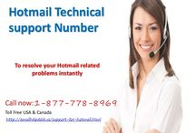Hotmail Technical Support Number 1-866-866-2369